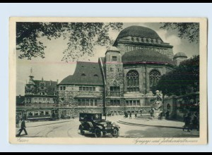 C391/ Essen Synagoge Judaika AK 1930