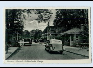 U8148-4432/ Gronau Deutsch-Hollöndische Grenze Zoll AK ca.1940