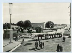W9L53/ Erfurt Gartenbau-Ausstellung mit IGA-Express 1966 AK