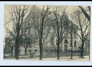 E364/ Sonderburg Königl. Realschule Nordschleswig AK 1912