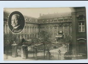 D367/ Palais des Reichspräsidenten Hindenburg in Berlin Foto AK ca.1925