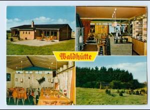 W9M05/ Brekendorf b. Hüttener Berge Cafe Waldhütte AK