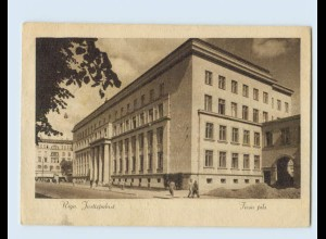 D959/ Riga Justizpalast AK ca.1940 Lettland