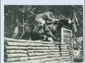 E109/ Reitsport Fritz Ligges auf NINO - Continental Farmer Reifen AK