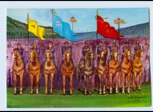 G213/ Türkei AK Magrur Bizans Ordusunu Maglup... AK ca.1975