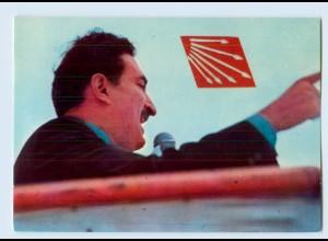 W9T07/ Genel Baskani Bülent Ecevit Türkei AK ca.1975