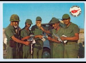 G222/ Türkei AK Kahraman Mehmetcik Kibrista Militär ca.1975