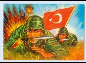 DP178/ Kahraman Komando Tatbikatta Türkei AK ca.1975 Militär