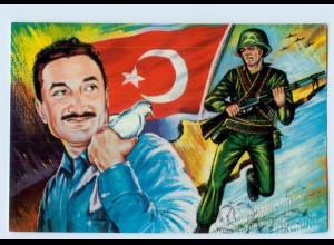 DP177/ Türkei Kahraman Ecevit Militär Ak ca.1975