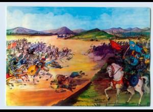 W9R34/ Türkei AK Malazgit Ovasinda Bizans Ordusunu... Militär