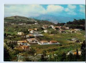 W9Q61/ Gran Canaria Monte Coello AK ca.1975