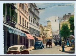 W9R07/ Gibraltar Main Street AK ca.1955