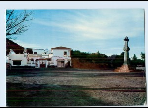 W9Q38/ Gran Canaria Cruz de Tejeda - Restaurant El Refugio AK