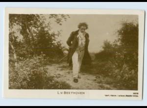 W9R62/ Beethoven Foto AK 1936