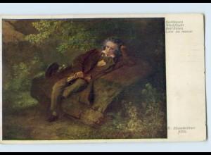 W9R56/ Beethoven Künstler AK R. Hausleithner 1914 Wiener Kunst