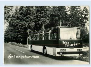 W9R79/ Omnibus Reise-Tourist AK DDR 1976