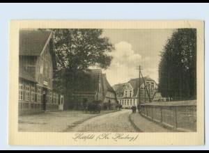 G570-2105/ Hittfeld Seevetal Krs. Harburg AK 1914