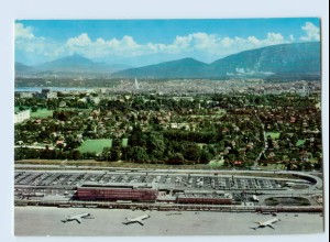 W9S53/ Geneve Cointrin Flughafen AK 1971