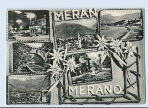 W9S36/ Meran Merano schöne AK ca.1955