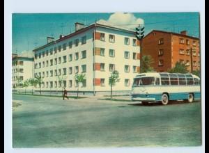 W9V15/ Jelgava Lettland AK Omnibus ca.1970