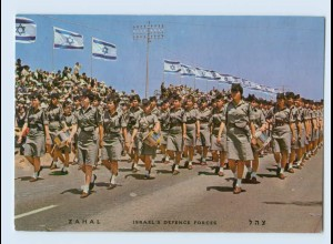 W9V46/ Zahal - Israel Defence Forces Girl Soldiers AK 1977