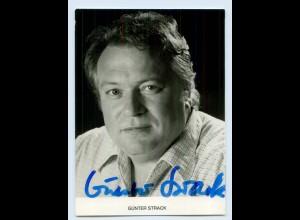 DP040/ Günter Strack Original Autogramm AK