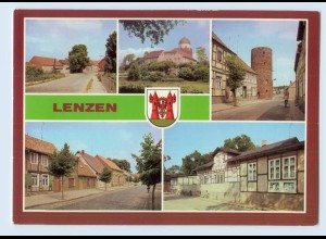 F076-193./ Lenzen Kr. Ludwigslust AK