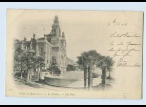 F611/ Monaco Casino de Monte-Carlo AK 1903
