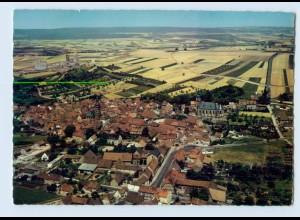 W9Y47/ Göllheim Pfalz Luftaufnahme AK 1973