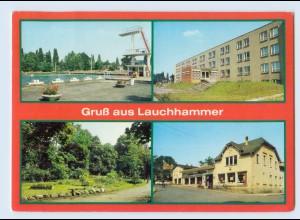 W9Z75/ Lauchhammer Kr. Senftenberg Bild und Heimat AK