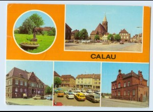 W9Z70/ Calau / Kalawa Bild und Heimat AK