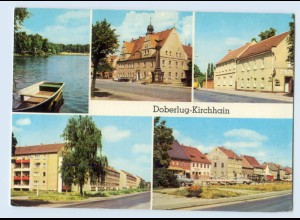 W9Z71/ Doberlug-Kirchhain Bild und Heimat AK