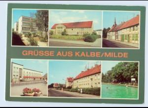X1A06/ Kalbe / Milde Bild und Heimat AK