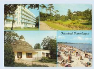 W9Z92/ Ostseebad Boltenhagen Bild und Heimat AK