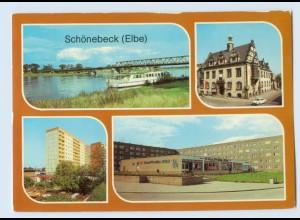 X1A05/ Schönebeck Elbe Bild und Heimat AK