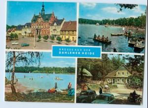 X1A03/ Dahlen Dahlener Heide Bild und Heimat AK