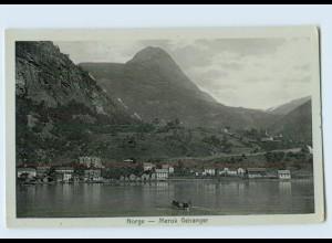 H219/ Merok Geiranger Norwegen AK ca.1912