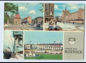 H992/ Rostock Bild und Heimat AK 1966