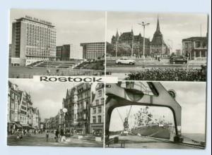 I001/ Rostock AK 1973