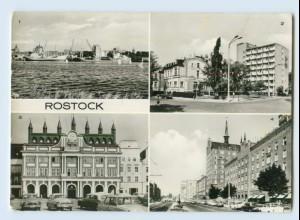 H990/ Rostock Bild und Heimat AK