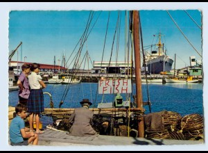 X1D95/ Tasmania Port of Hobart AK ca.1965