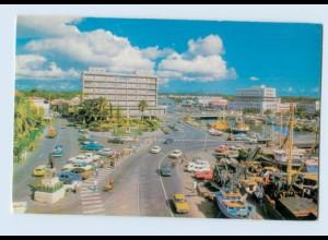 X1E08/ Barbados Bridgetown AK ca.1970