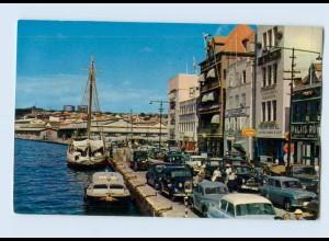 X1E19/ Curacao N.A. Harbour Hafen AK ca.1970