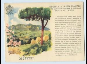 X1D38/ San Marino AK ca.1935