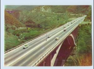 X1D67/ Caracas Venezuela Tramo de la autopista La Guaira AK ca. 1970