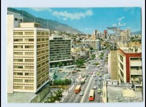 X1D70/ Caracas Venezuela Avenue Urdaneta AK ca. 1970