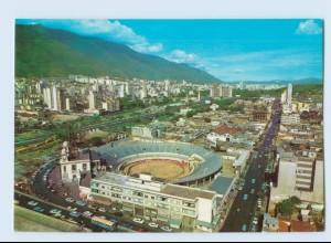 X1D71/ Caracas Venezuela Centro de la Ciudad AK ca. 1970