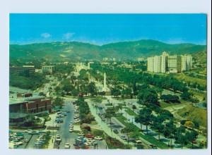 X1D73/ Caracas Venezuela Paseo Los Proceres AK ca. 1970