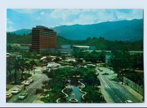 X1D65/ Caracas Venezuela Central University AK ca. 1970