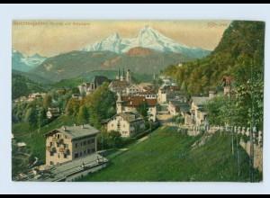 X1E68/ Berchtesgaden Nonntal AK ca.1910